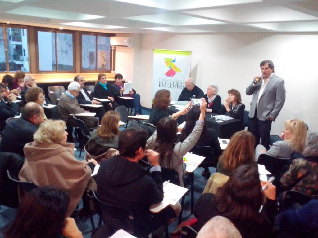 Comenzó el Ciclo de Encuentro y Diálogo