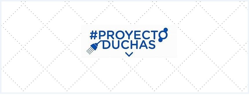 Cómo comenzó el Proyecto Duchas