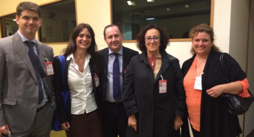 Presencia en sesión FAO – Roma