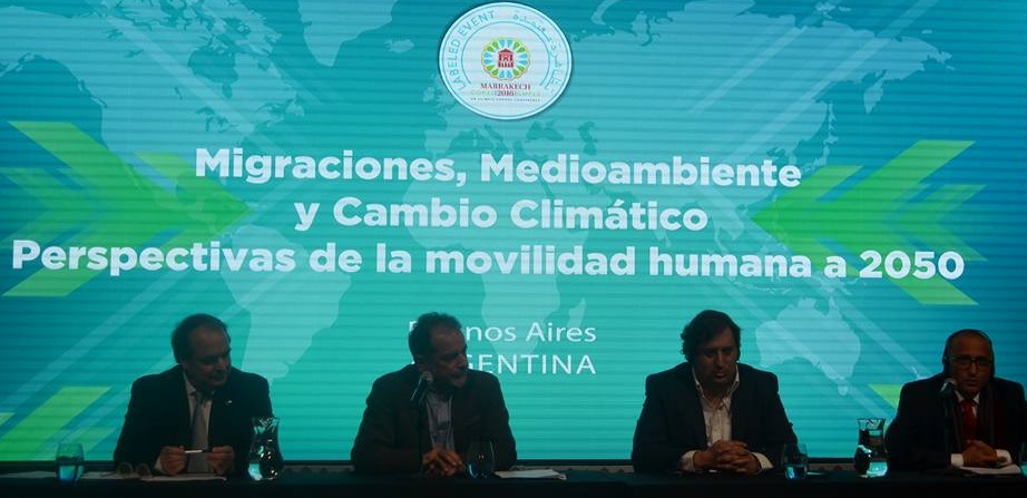 La Cátedra participó de los seminarios Pre COP 22