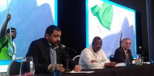 Invitado por la Cátedra, Oscar Soria, Senior Campagner de Avaaz, disertó en el seminario Pre COP 22 que se realizó en Buenos Aires los dias 5 y 6 de septiembre.