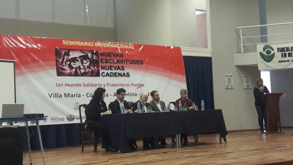 Seminario Internacional sobre Trata de Personas