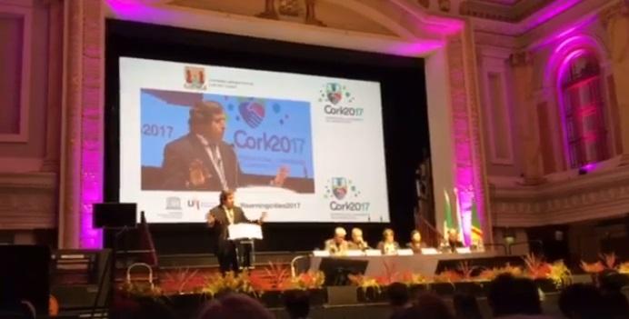 La Cátedra participó de la tercera Conferencia Internacional de UNESCO sobre Ciudades del Aprendizaje.