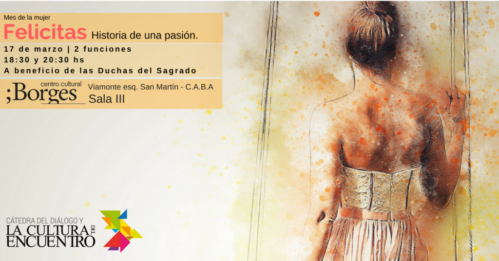 En el mes de la Mujer, invitamos a Radioteatro en el Borges
