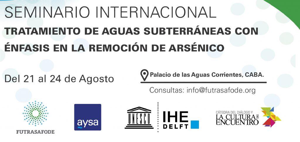 Seminario en Buenos Aires para la calidad del agua
